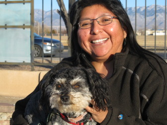 Theresa Pasqual, the director of the Acoma Pueblo's Historic Preservation Office, in Albuquerque in early 2013.