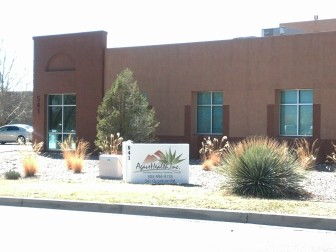 AgaveHealth Inc. operates several locations in a dozen New Mexico counties, including this one in Rio Rancho.