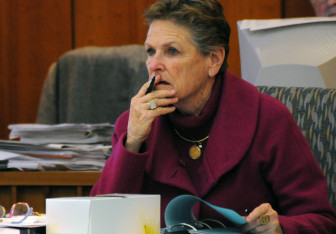 Senate President Pro Tem Mary Kay Papen, shown here in 2009.