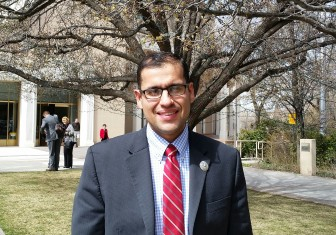 Democratic State Rep. Javier Martinez believes New Mexico should spend more on home visiting programs