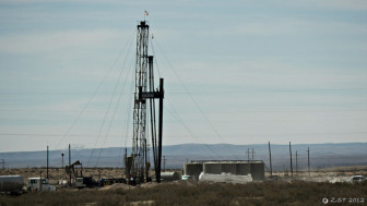 Oil Rig New Mexico