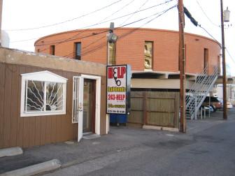 A bail bond firm in Albuquerque.