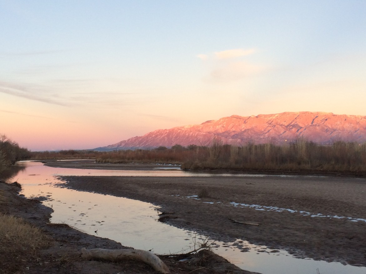 Is The Rio Grande Headed For Permanent Drought New