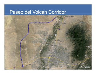 A broken capital outlay system has stymied construction of the Paseo del Volcan extension, Rio Rancho Rep. Jason Harper says.