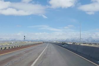 New Mexico Roads