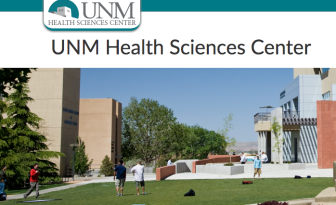Health Sciences Center photo The University of New Mexico
