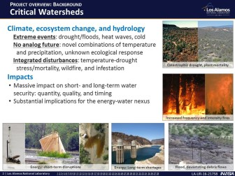Middleton PPT - climate ecosys change and hydrology