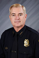 Albuquerque Police Chief Gorden Eden