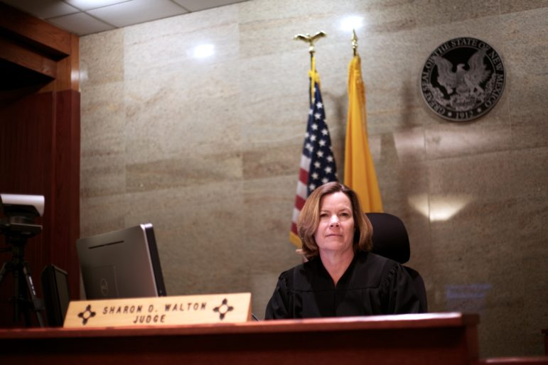 Metropolitan Court Judge Shardon D. Walton, who hears cases in Bernalillo County, said she started to see the cash bail system differently after a 2014 Supreme Court ruling that a defendant's bail had been set too high.