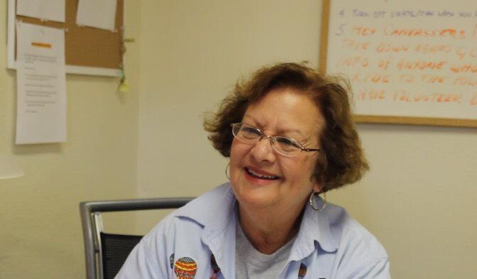 Frances Vasquez, Grant County Democratic chairwoman.