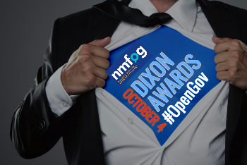 HONOR #OPENGOV SUPER HEROES: ATTEND THE DIXON AWARDS
