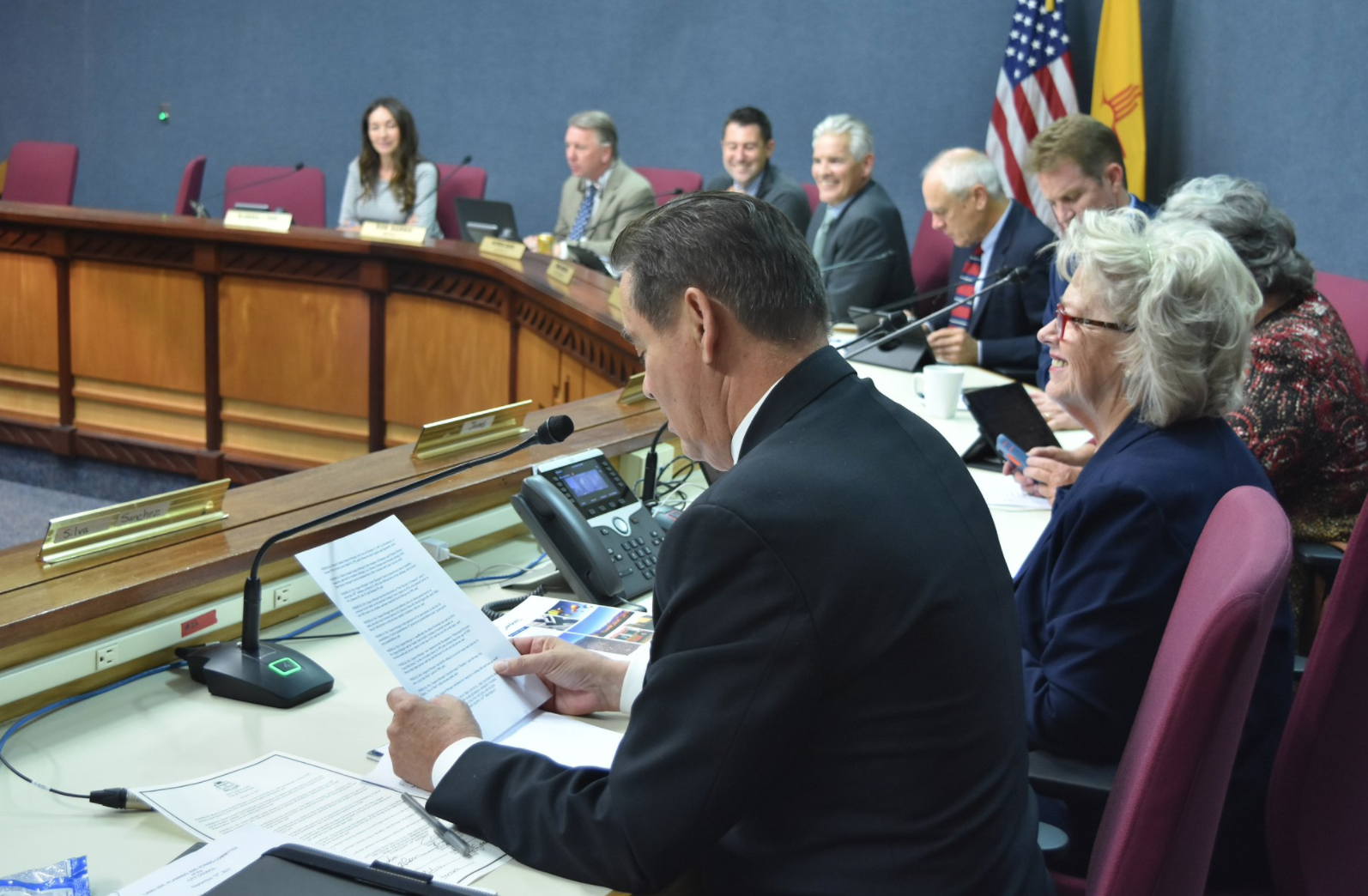 Compliance with ABQ lobbying rules falls way short - New