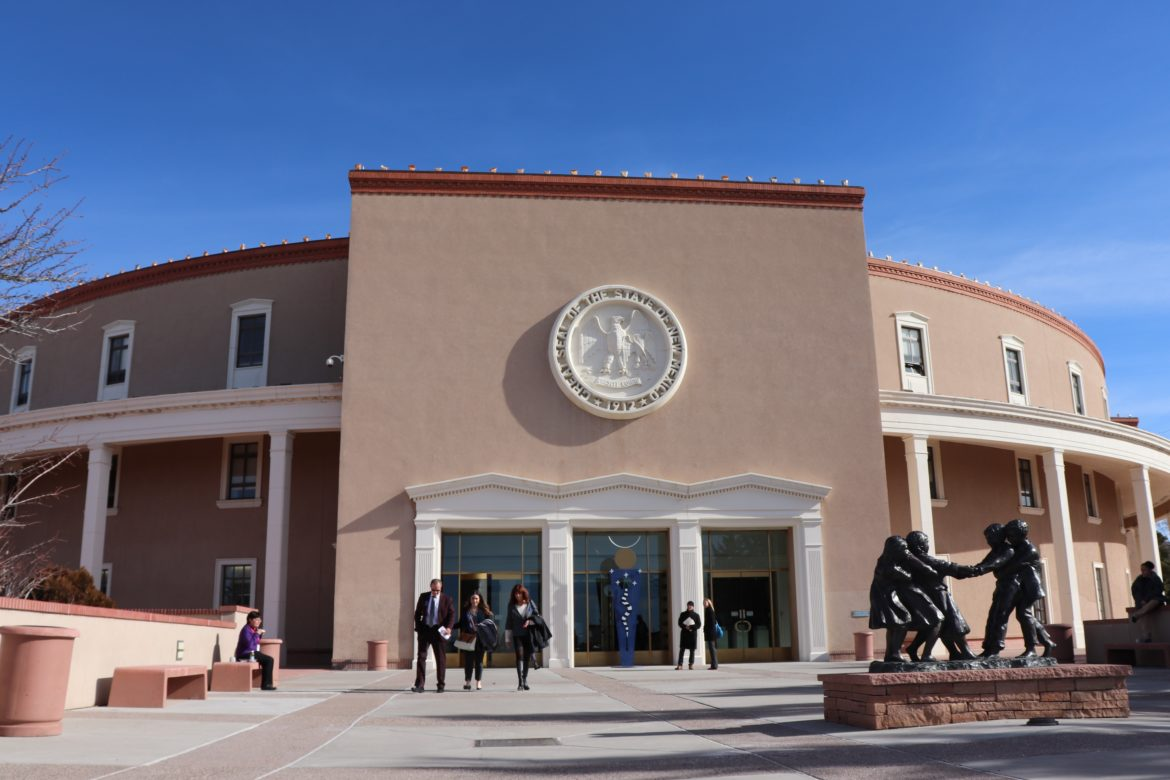 New Mexico House OKs Spaceport secrets bill